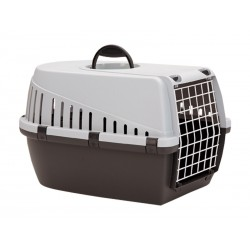 Cage de transport TROTTER ANTHRACITE Chien Chat