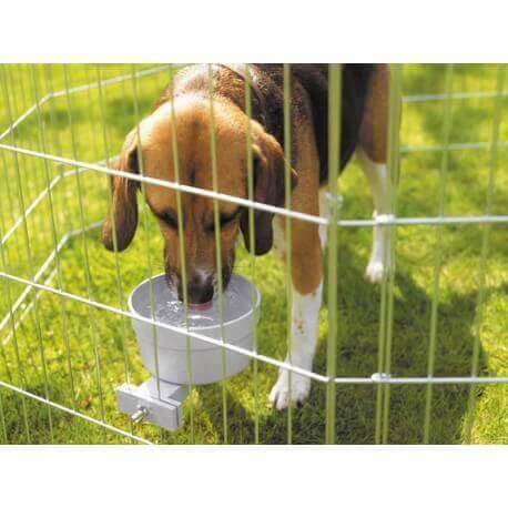 GAMELLE PLASTIQUE P.CAGE 850ML