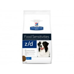 Prescription Diet Chien Z/D ALLERGY Sac 10 kg