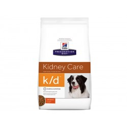Prescription Diet Chien K/D KIDNEY CARE Sac 12 kg