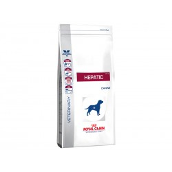 Veterinary diet Chien HEPATIC Sac 12 KG