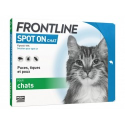 FRONTLINE Chat Spot-on 4 pipettes