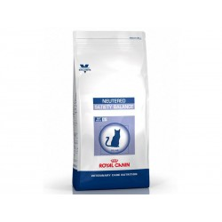 Veterinary Care Nutrition Chat NEUTERED SATIETY BALANCE Sac 1.5 kg