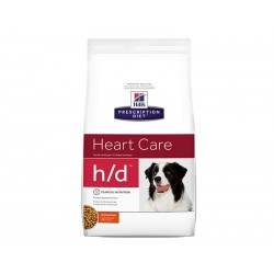 Prescription Diet Chien H/D HEART CARE Sac 5 kg