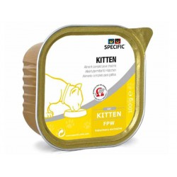 Specific Chat FPW KITTEN Barquettes 7 x 100 g