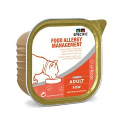 SPECIFIC CHAT FDW FOOD ALLERGY 7 BARQ.100G