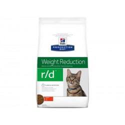Prescription Diet Chat R/D WEIGHT REDUCTION Sac 5 kg