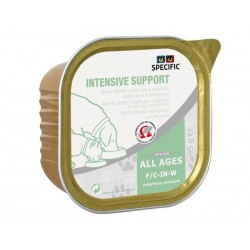 Specific chien/chat IN-W intensive support 7 barquettes 95 g