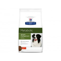 Prescription Diet Chien METABOLIC Sac 12 kg