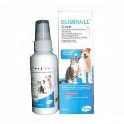 ELIMINALL SPRAY CHIEN CHAT FL. 100 ML