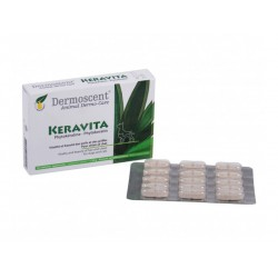 DERMOSCENT KERAVITA CHIEN CHAT 30 TAB. 1,35 G
