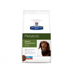 Prescription Diet Chien METABOLIC MINI Sac 6 kg