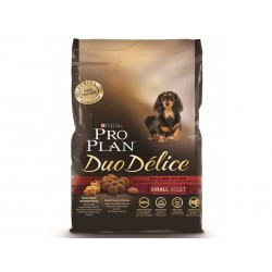 PROPLAN CHIEN DUO DELICE PETIT AD BOEUF 700 G