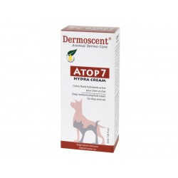 DERMOSCENT ATOP7 HYDRACREAM Chien Chat 50 ML