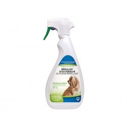 Spray REPULSIF EXTERIEUR Chien Flacon 650 ml