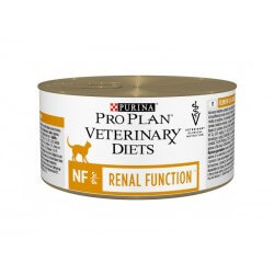 Proplan Veterinary Diets Féline NF RENAL FONCTION 24 Boîtes 195 g