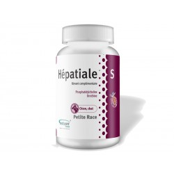 HEPATIALE S Chien Chat Boite 10 capsules
