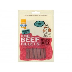 Friandise Chien TENDER BEEF FILLETS 90 g X 10