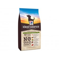 Ideal Balance Chien ADULTE SANS CEREALES POULET Sac 2 kg