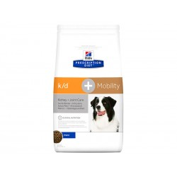 Prescription Diet Chien K/D + MOBILITY Sac 12 kg
