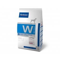 Veterinary HPM Chien WEIGHT LOSS & CONTROL Sac 3 kg