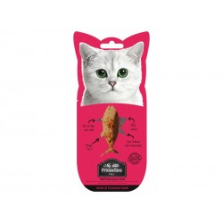 Friandise Chat MY LITTLE FRIAND THON & POISSON FUME Sachet 30 g
