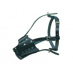 MUSELIERE CUIR POLICE T6