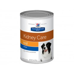 Prescription Diet Chien K/D KIDNEY CARE 12 Boîtes 370 g
