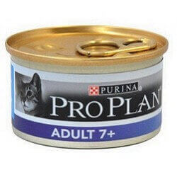 Purina Proplan Chat ADULT 7+ THON 24 bt 85 g