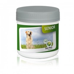 PET-PHOS CANIN SENIOR BT 100 CP.
