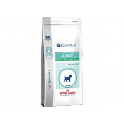 Veterinary care nutrition JUNIOR SMALL CHIEN Sac 4 KG