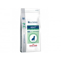Veterinary Care Nutrition Chien NEUTERED ADULT SMALL Sac 3.5 kg